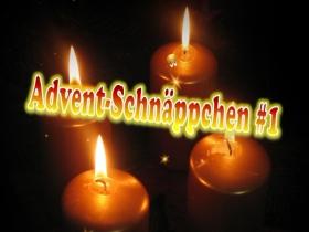 Advent-Schnäppchen #1…